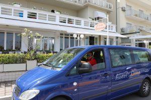 Servizio Navetta H24 per il Parcheggio